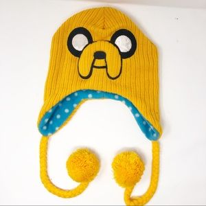 Cartoon Network |🌺 Adventure Time Jake Beanie